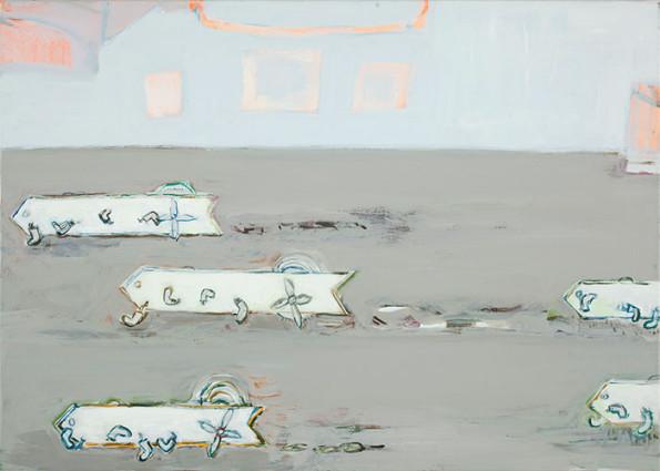 11_Kappgang-I_2014_akryl-på-lerret_50x70-cm